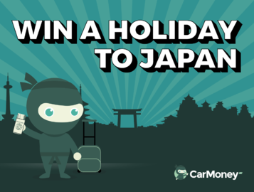 Win a holiday to Japan