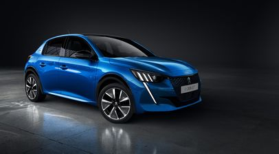 All-new Peugeot 208 news and finance