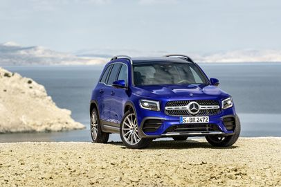 Mercedes GLB Prices, Finance and Specifications