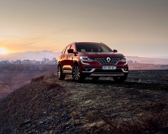 Renault Koleos News and Finance