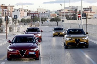 Alfa Romeo Giulia and Stelvio News and Finance