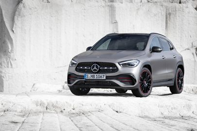 Mercedes-Benz GLA News and Finance