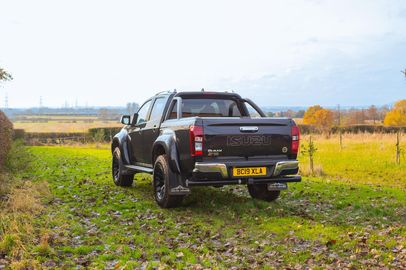 Isuzu D-Max News and Finance