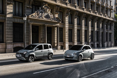 Fiat Mild Hybrid 500 & Panda News and Finance