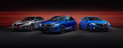 Honda Civic Type R News and Finance