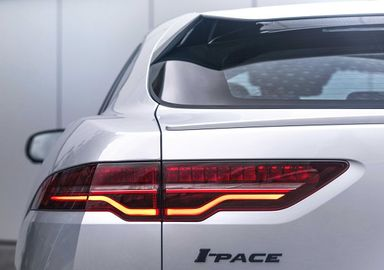 Jaguar I-PACE Updated 2021