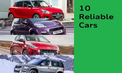 10 Most Reliable Used Cars On The Market