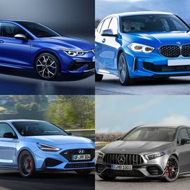 Top 10 Hot Hatches on Sale in 2021