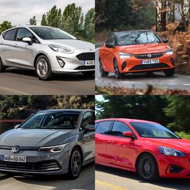 Top 10 Bestselling Used Cars 2020