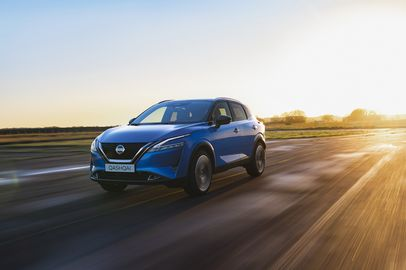 2021 Qashqai now with Hybrid Powertrain