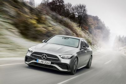 New Mercedes C-Class Saloon and Estate 2021