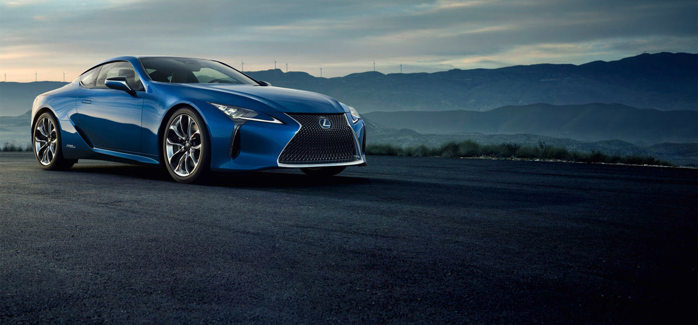 Lexus Finance Deals Image