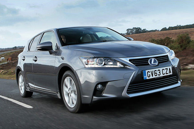 Lexus Finance Deals Content Image