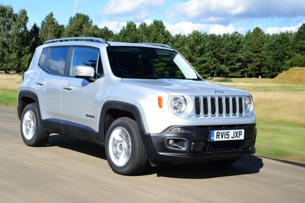 Find a Quote for a Jeep Car Finance Deal Content Image